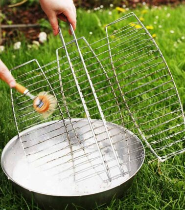 5 Best Methods to Clean Grill Grates