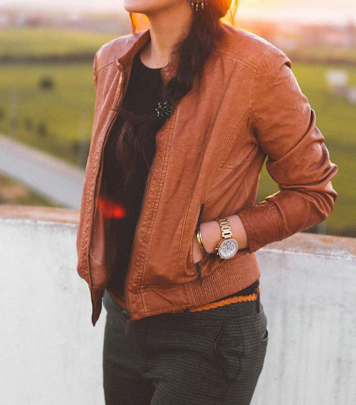 How to Clean a Leather Jacket [DIY Guide]
