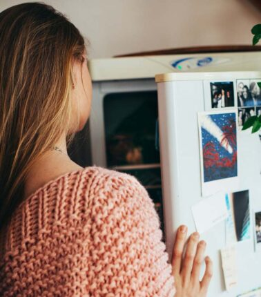 How to get rid of refrigerator odors